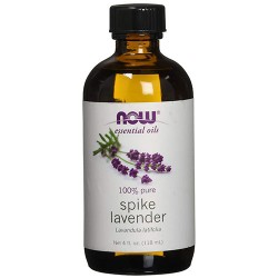 Now foods spike lavender oil - 1 oz