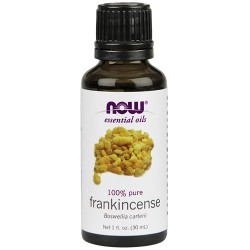 Now Foods 100 percent pure frankincense oil - 1 oz