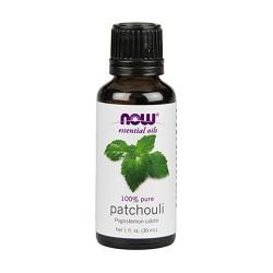 Nowfoods Essential oils, Patchouli pogostemon cablin - 1 oz