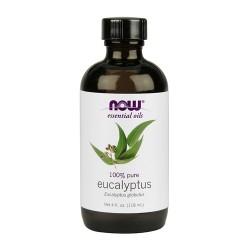 NOW Essential Oils Eucalyptus Oi, 100 Percent pure - 16 oz