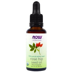 Now foods organic rose hip seed oil - 1 oz
