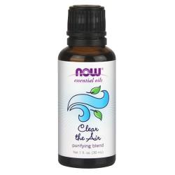 Nowfoods essential oils clean the air - 1 oz