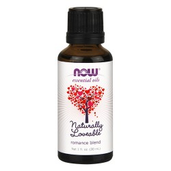 Nowfoods essential oils naturally loveable - 1 oz