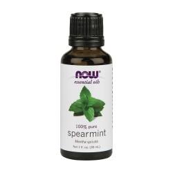 NOW Foods Essential Oils Spearmint - 1 oz