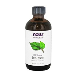 NOW Foods Essential Oils Tea Tree - 4 oz