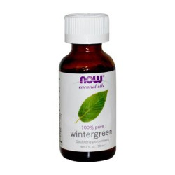 Now Foods Headaches, Soothing and Uplifting Pure Wintergreen Oil - 1 oz