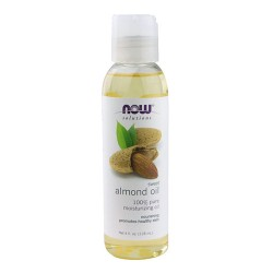 Now Foods solutions sweet almond oil - 4 oz