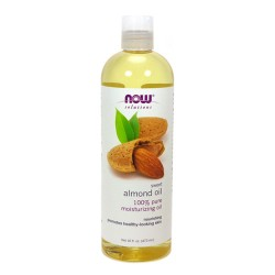 Now Foods solutions sweet almond oil - 16 oz
