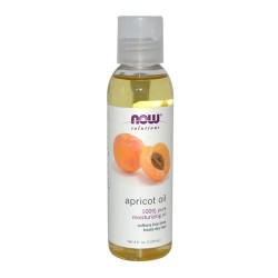 Now Foods solutions apricot oil - 4 oz