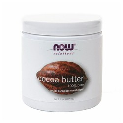Now Foods solutions cocoa butter - 7 oz