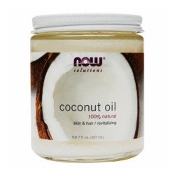 Now Foods coconut oil - 7 oz