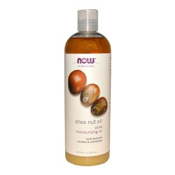 Now Foods solutions shea nut oil - 16 oz