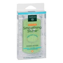 Earth therapeutics pedi glass stone  green - 1 ea