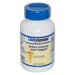 LifeExtension Artho immune joint support vegetrain capsules - 60 ea