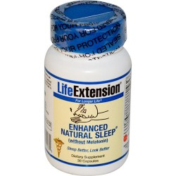 LifeExtension Enhanced Sleep without melatonin, caps - 30 ea