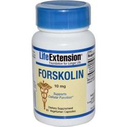LifeExtension Forskolin10 mg veg capsules - 60 ea