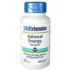 LifeExtension Adrenal Energy formula, veg capsules - 120 ea