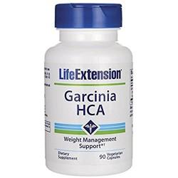 LifeExtension Garcinia HCA weight management, veg caps - 90 ea