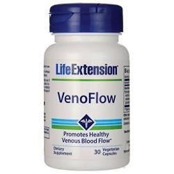 LifeExtension VenoFlow veg capsules - 30 ea