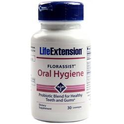 LifeExtension Oral hygiene lozenges - 30 ea