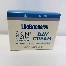LifeExtension Skin care collection Day Cream - 1.65 oz