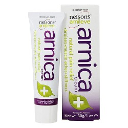 Nelsons Homeopathic Arnileve Arnica Cream for Natural Pain Relief - 1 oz