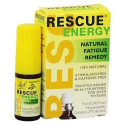 Bach original Flower Remedies Rescue Energy, Natural Fatigue Remedy, 7 ml