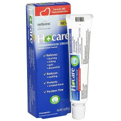 H+Care Homeopathic Hemorrhoid Cream - 1 oz