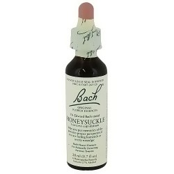 Bach original flower essences for nervous tension, Honeysuckle - 0.7 oz