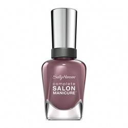 Sally hansen complete salon manicure nail color, plums the word - 2 ea