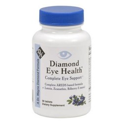 Diamond herpanacine diamond eye health - 90 ea