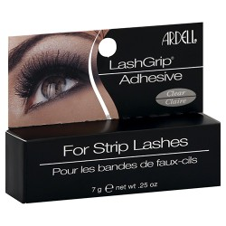 Ardell lashgrip adhesive for strip lashes - 6 ea