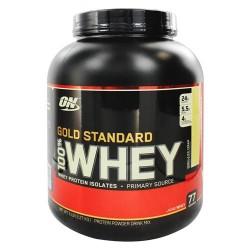 Optimum nutrition - 100% whey gold standard protein vanilla ice cream - 5 lbs