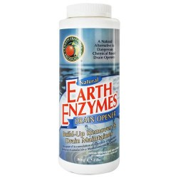 Earth friendly - natural earth enzymes drain opener - 2 lbs
