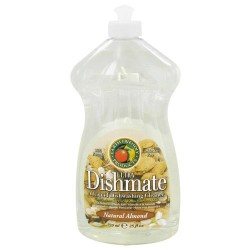 Earth Friendly Ultra Dishmate Liquid Dishwashing Cleaner - 1 oz