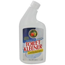 Earth Friendly Toilet Kleener, Natural Cedar Scent - 24 oz, 6pack