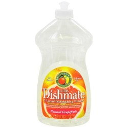 Earth Friendly Ultra Dishmate Liquid Dishwashing Cleaner - 25 oz