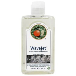 Earth friendly - wave jet auto dishwasher rinse aid - 8 oz, 12 pack