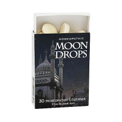 Historical Remedies Homeopathic Moon Drops - 30 Lozenges, 12 Pack