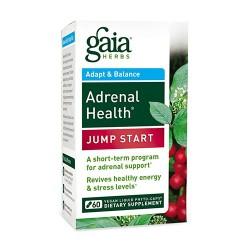 Gaia Herbs Adrenal Health Jump Start Supplement, adrenal health - 60 ea