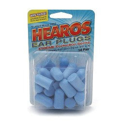 Hearos xtreme protection series ear plugs - 14 pairs