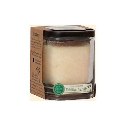Aloha Bay Eco Palm Square Jar candles, Tahitian Vanilla - 8 oz