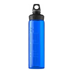 Sigg viva water bottle red color - 0.75 Ltrs