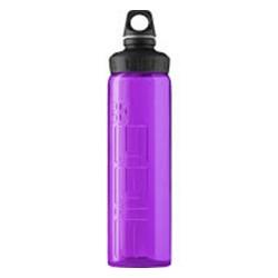 Sigg viva water bottle purple color - 0.75 ltrs