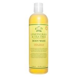 Nubian Heritage Body Wash, Lemongrass And Tea Tree - 13 Oz