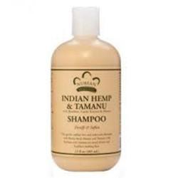Nubian heritage shampoo indian hemp and tamanu  -  12 oz