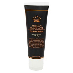 Nubian Heritage African Black Soap with Oats and Aloe Hand Cream - 4 oz
