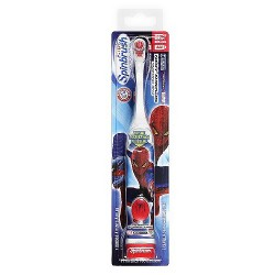 Crest Spinbrush Spiderman Power Toothbrush - 1 Ea