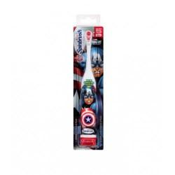 Arm and Hammer Spinbrush kids marvel heroes toothbrush - 1 ea
