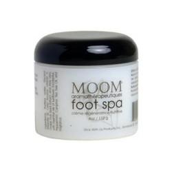 Moom aromatherapeutiques foot spa cream - 4 oz